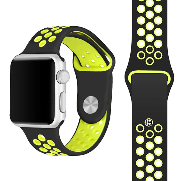 38mm Silicone Watch Band For Apple Watch Series 1 2 3
